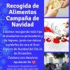 Recogida de Alimentos: Campaña de Navidad 2018